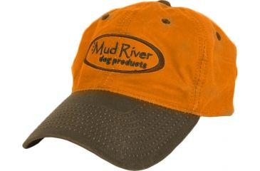 Mud River Hats, Orange/Brn Wax 19003
