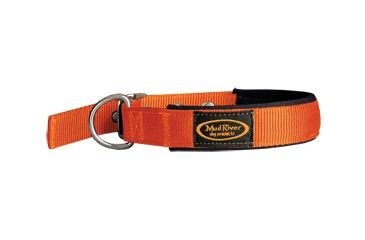 Mud River Swagger Neoprene lined collar, S Blaze Orange MR11890SO