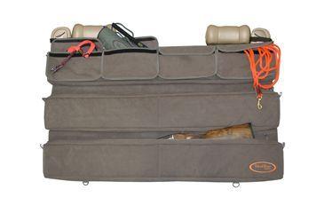 1-Mud River Truck Seat Organizer w/Velcro Pockets