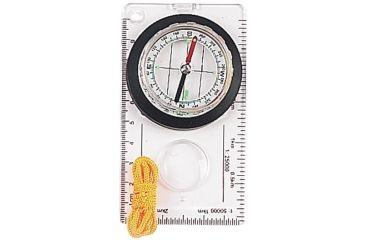 Mustang Liquid Orienteering Map Compass FP15640