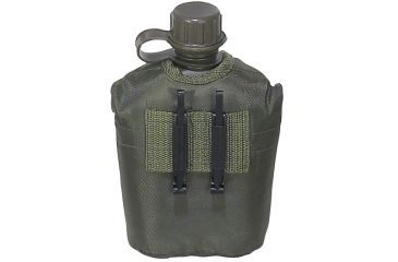 Mustang O.D. Fabric Covered Canteen, 1 Qt. FP13617