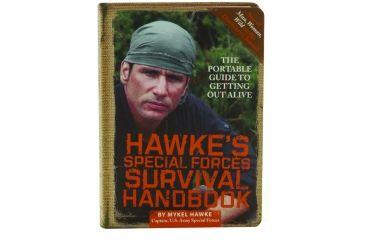 Mykel Hawke SF Survival Handbook 102197