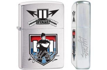 Mykel Hawke Zippo Lighter, 2 1/4in. x 1 7/16in ZPMH2