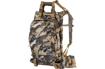 3-Mystery Ranch Cabinet Low Profile Backpack w/ Guide Light Frame