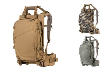 9-Mystery Ranch Cabinet Low Profile Backpack w/ Guide Light Frame