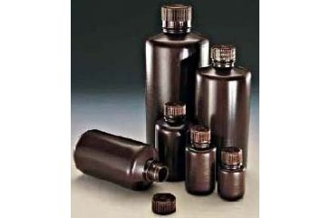 Nalge Nunc Bottle Hdpe Ambr Nm 8ML CS2000 312004-9025