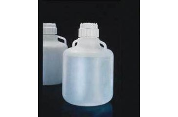 Nalge Nunc Carboys with Handles, Low-Density Polyethylene, NALGENE 2210-0065