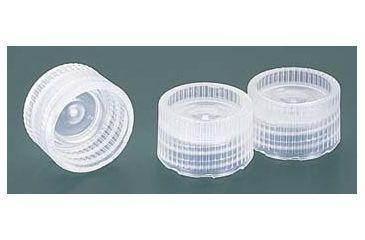 Nalge Nunc Closures for NALGENE Micro Packaging Vials, PPCO, NALGENE 362825-0112 Amber Closures