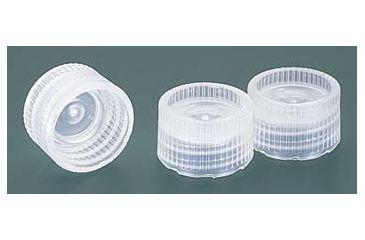Nalge Nunc Closures for NALGENE Micro Packaging Vials, PPCO, NALGENE 362825-0118 Amber Closures