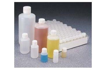 Nalge Nunc High-Density Polyethylene Bottles, Sterile, Narrow Mouth, NALGENE 342089-0032