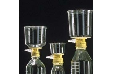 Nalge Nunc MF75 Bottle-Top Vacuum Filters, Surfactant-Free Cellulose Acetate, Sterile, NALGENE 292-4520