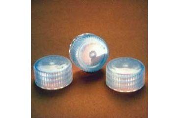 Nalge Nunc Polypropylene Screw Caps, NALGENE 362150-4200 Green Caps