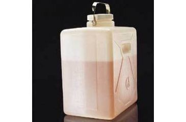 Nalge Nunc Rectangular Carboys with Handle, High-Density Polyethylene, NALGENE 2211-0020