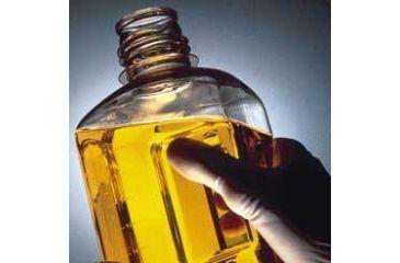 Nalge Nunc Square Laboratory Bottles, Polycarbonate, Narrow Mouth, NALGENE 2015-0060