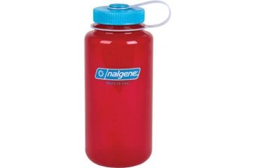 Nalgene Tritan 32 oz. with M Cap, Berry with  Blue Pearl 703039