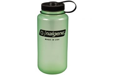 Nalgene Wm 1 Qt Glows Green 2178-2052