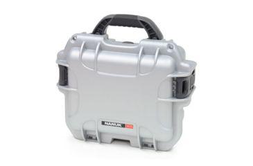 Nanuk 905 Case w/foam - Silver 905-1005
