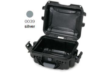 Nanuk 905 Case, Empty, Silver