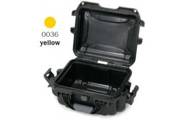Nanuk 905 Case, Empty, Yellow