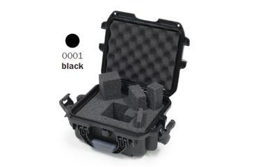 Nanuk 905 Case, Black w/Cubed Foam