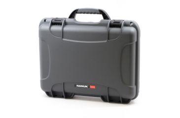 Nanuk 910 Hard Plastic Waterproof Case, Graphite 910-0007