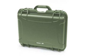 Nanuk 925 Case w/foam, w/lock - Olive 925-1106