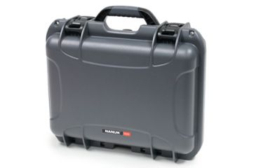 Nanuk 925 Case, Closed, Graphite, Main