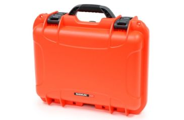 Nanuk 925 Case, Closed, Orange, Main