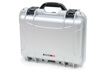 Nanuk 925 Case, Closed, Silver, Main