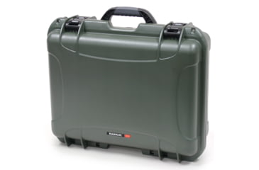 Nanuk 930 Case, Closed, Olive, Main