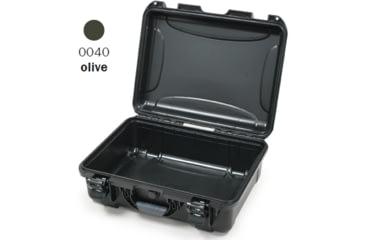 Nanuk 930 Case, Empty, Open, Olive