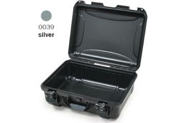 Nanuk 930 Case, Empty, Open, Silver