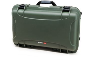 Nanuk 935 Hard Plastic Waterproof Case, Olive 935-0006