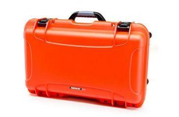 Nanuk 935 Hard Plastic Waterproof Case, Orange 935-0003