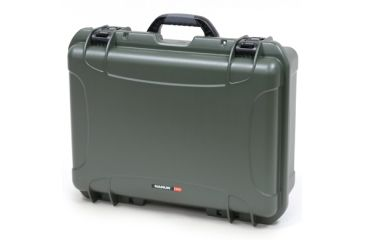 Nanuk 940 Case, Closed, Olive, Main