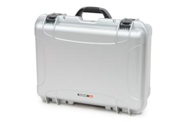 Nanuk 940 Case, Closed, Silver, Main