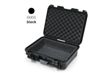 Nanuk 940 Case, Open, Black w/ Foam Liner