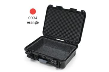Nanuk 940 Case, Open, Orange w/ Foam Liner