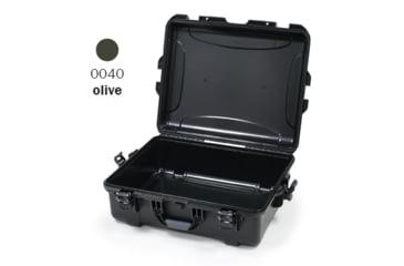 Nanuk 945 Case, Empty, Open, Olive