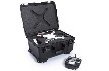 Nanuk 950 Hard Plastic Case, Black 950-0001