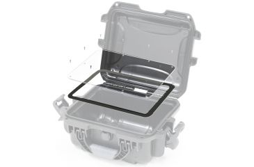 Nanuk Bezel Kits for the 915 Nanuk Case - Aluminium 915-BEZEL KIT