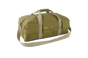 National Geographic Duffel Bag with wheels and DSLR Insert NG 6130