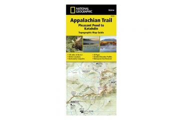 National Geographic Trail Maps App on