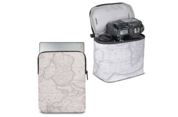 National Geographic Walkabout Large Tote, Gray NGW8240