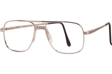 National NA0057 Eyeglass Frames - Gold Frame Color