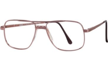 National NA0057 Eyeglass Frames - Matte Dark Brown Frame Color