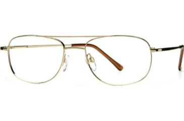 National NA0077 Eyeglass Frames - Gold Frame Color