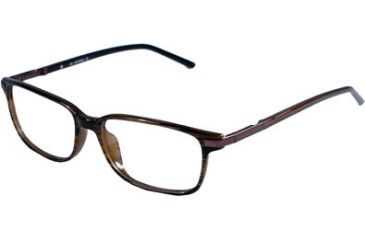 National NA0231 Eyeglass Frames - Dark Brown Frame Color