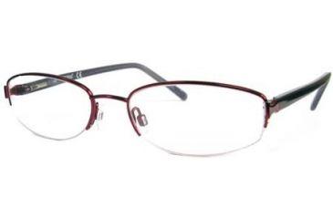 National NA0308 Eyeglass Frames - Matte Black Frame Color