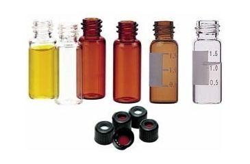 National Scientific 8-425 Screw-Thread Vials, National Scientific C4013-017A Preassembled Vial Kits